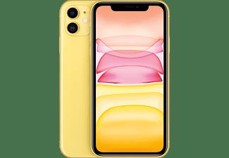 APPLE iPhone 11 - 128 GB Geel