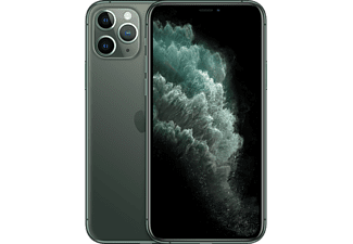 APPLE iPhone 11 Pro - 64 GB Middernachtgroen (Groen)