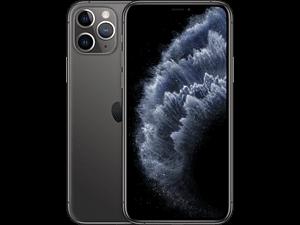 APPLE iPhone 11 Pro - 64 GB Spacegrijs (Grijs)