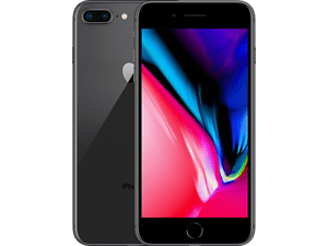 APPLE iPhone 8 Plus - 64 GB Grijs