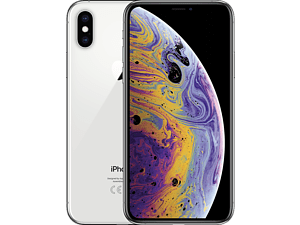 APPLE iPhone Xs - 256 GB Zilver
