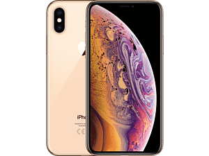APPLE iPhone Xs - 64 GB Goud
