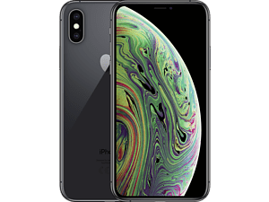 APPLE iPhone Xs - 64 GB Grijs