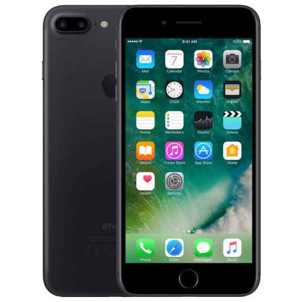 Apple iPhone 7 Plus 32 GB Zwart