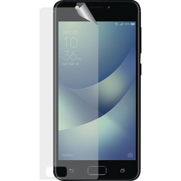 Azuri Asus Zenfone 4 Max 5.2 Inch Screenprotector Plastic Duo Pack