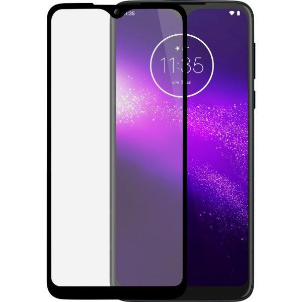 Azuri Motorola One Macro Screenprotector Glas