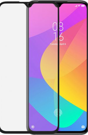 Azuri Rinox Xiaomi Mi 9 Lite Screenprotector Gehard Glas Zwa