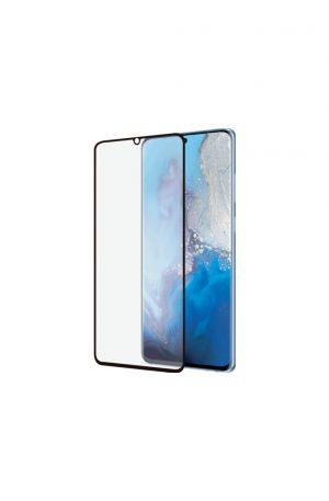 Azuri Samsung Galaxy S20 Ultra Screenprotector Glas Zwart