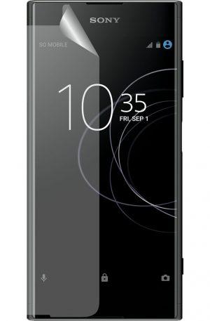 Azuri Sony Xperia XA1 Plus Screenprotector Plastic Duo Pack