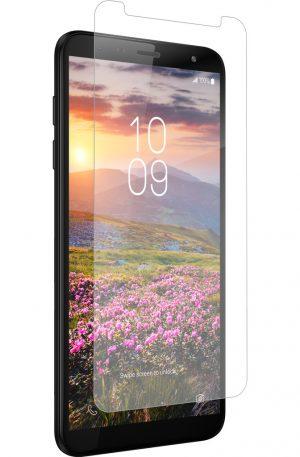 InvisibleShield Glass+ Samsung Galaxy J4 Plus Screenprotector Glas