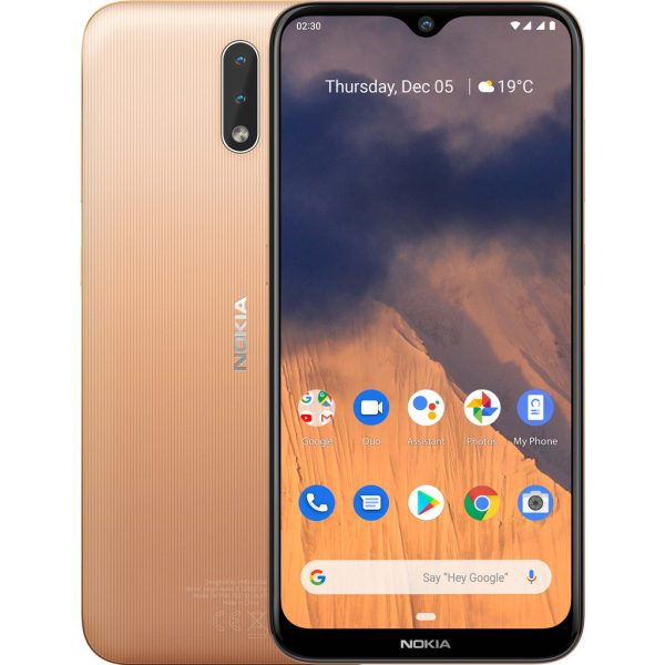 Nokia 2.3 Goud