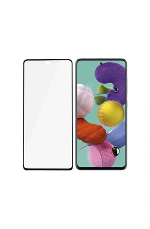 PanzerGlass Case Friendly Samsung Galaxy A51 Screenprotector Glas Zwart