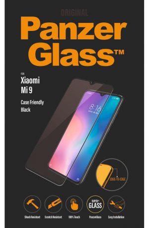 PanzerGlass Case Friendly Xiaomi Mi 9 Screenprotector Glas Zwart