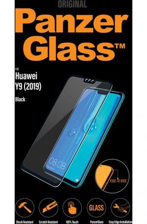PanzerGlass Huawei Y9 (2019) Screenprotector Glas Zwart