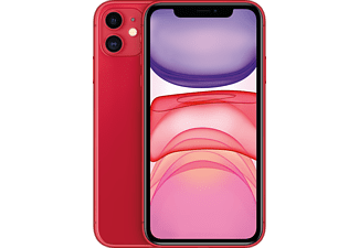 APPLE iPhone 11 - 256 GB (Product)RED (Rood)