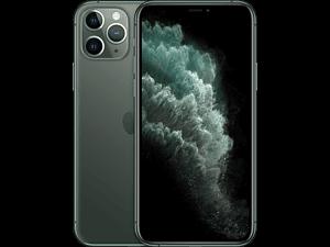 APPLE iPhone 11 Pro - 256 GB Middernachtgroen (Groen)