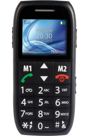 Fysic FM-7500 Senioren Telefoon