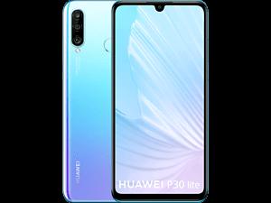 HUAWEI P30 Lite - 128 GB Dual-sim Lichtblauw