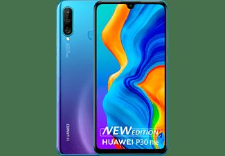 HUAWEI P30 Lite New Edition - 256 GB Dual-sim Blauw