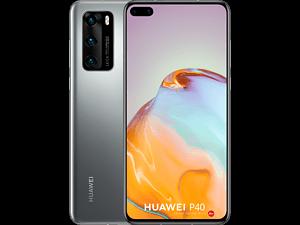HUAWEI P40 - 128 GB Dual-sim Zilver 5G