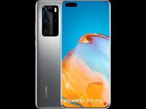 HUAWEI P40 Pro - 256 GB Dual-sim Zilver 5G