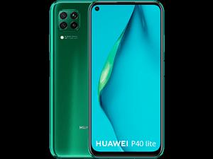 HUAWEI P40 lite - 128 GB Dual-sim Groen