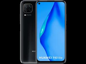 HUAWEI P40 lite - 128 GB Dual-sim Zwart