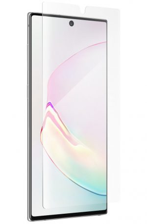 InvisibleShield Ultra Clear Galaxy Note 10 Plus Screenprotector Plastic