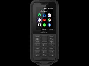 NOKIA 800 Tough - 4 GB Dual-sim Zwart