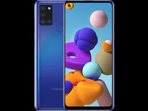 SAMSUNG Galaxy A21s 64 GB Blauw