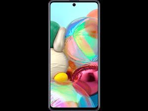 SAMSUNG Galaxy A71 - 128 GB Dual-sim Zwart