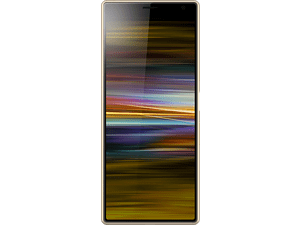 SONY Xperia 10 Plus - 64 GB Dual-sim Goud