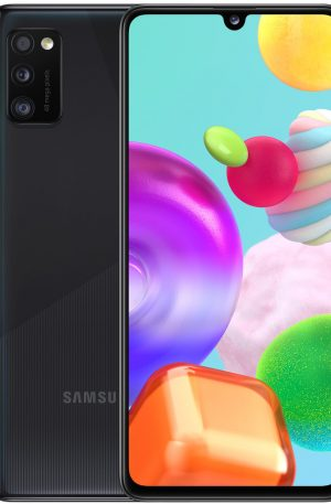 Samsung Galaxy A41 64GB Zwart