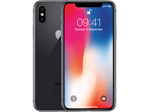 APPLE REFURBISHED iPhone X - 64 GB Space Grijs