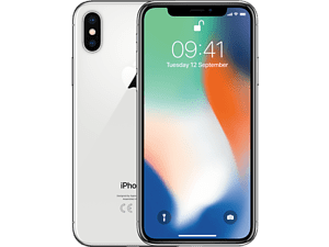 APPLE REFURBISHED iPhone X - 64 GB Zilver