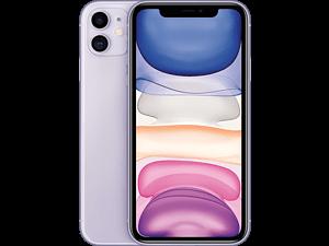 APPLE iPhone 11 - 128 GB Paars
