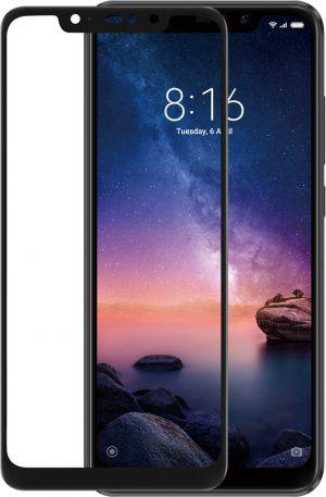 Azuri Gehard Glas Xiaomi Redmi Note 6 Pro Screenprotector Glas
