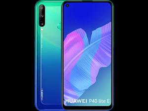 HUAWEI P40 lite e - 64 GB Blauw/Groen