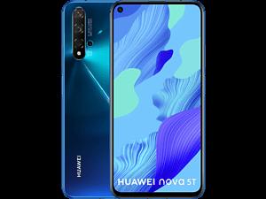 HUAWEI nova 5T - 128 GB Dual-sim Blauw