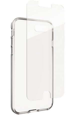 InvisibleShield Glass Elite+ 360 Apple iPhone SE 2 / 8 / 7 / 6s /6 Screenprotector en Hoes