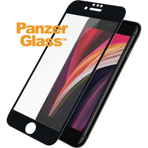 PanzerGlass Case Friendly Apple iPhone SE 2 / 8 / 7 / 6 / 6s Screenprotector Glas