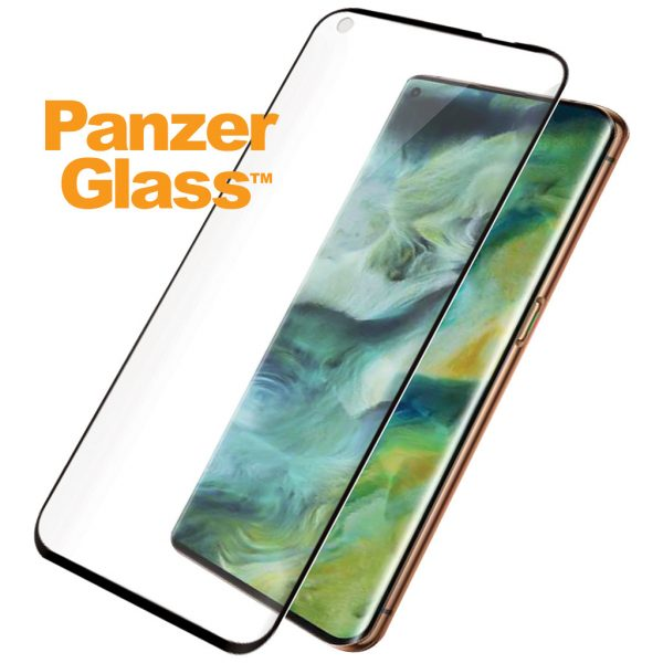 PanzerGlass Case Friendly OPPO Find X2 / Find X2 Pro Screenprotector Glas