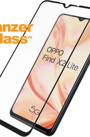 PanzerGlass Case Friendly OPPO Find X2 Lite / A91 Screenprotector Glas