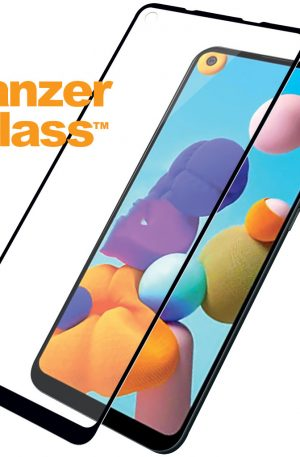 PanzerGlass Case Friendly Samsung Galaxy A21 Screenprotector Glas