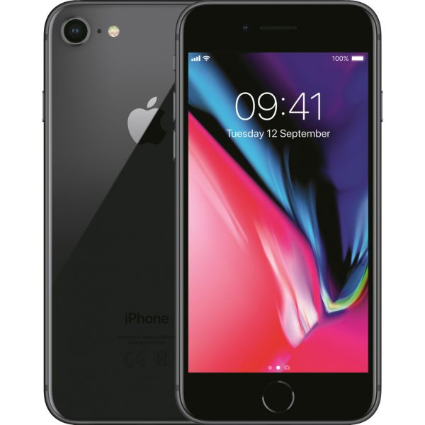 Refurbished iPhone 8 64GB Space Gray