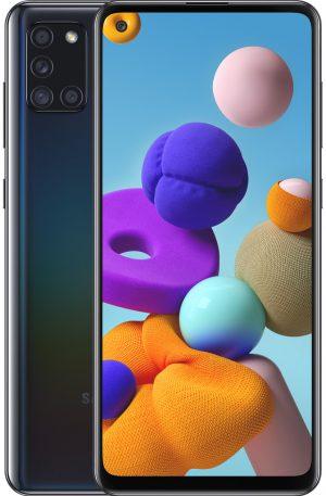 Samsung Galaxy A21s 64GB Zwart