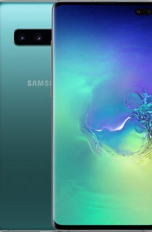 Samsung Galaxy S10 Plus 128 GB Groen