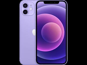 APPLE iPhone 12 - 256 GB Paars 5G