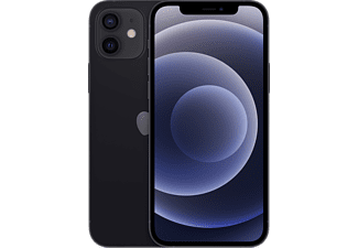 APPLE iPhone 12 - 256 GB Zwart 5G