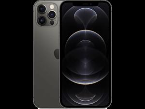 APPLE iPhone 12 Pro - 256 GB Grafiet 5G